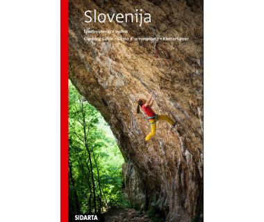 Slovenia climbing guide