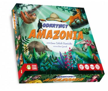 Odkrywcy Amazonia