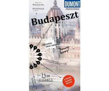 Budapeszt (z planem miasta)