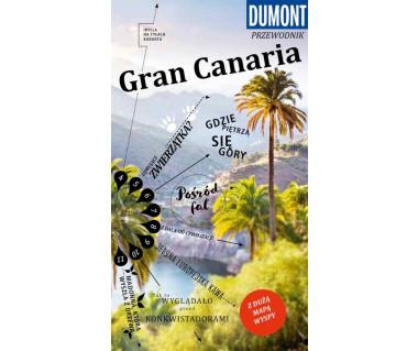 Gran Canaria (z dużą mapą wyspy)