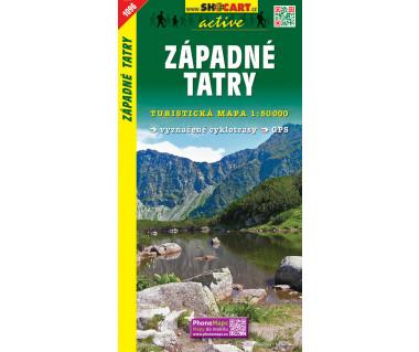 CT50 1096 Zapadne Tatry