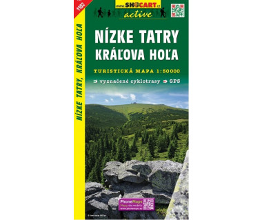 CT50 1102 Nizke Tatry, Kralova Hola