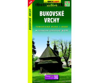 CT50 1119 Bukovské vrchy