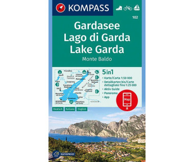 K 102 Gardasee/Lago di Garda