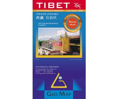 Tibet (road map)