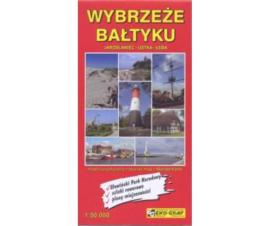 Wybrzeże Bałtyku: Jarosławiec-Ustka-Łeba