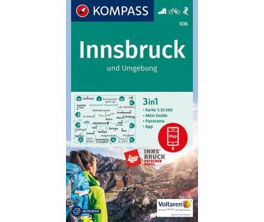 K 036 Innsbruck und Umgebung