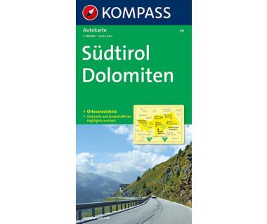 K 331 Sudtirol-Dolomiten