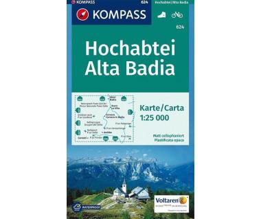 K 624 Hochabtei, Alta Badia
