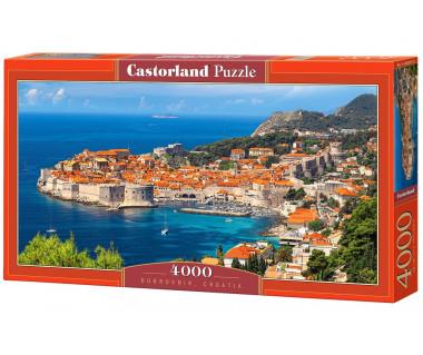 Puzzle 4000 Dubrovnik, Croatia