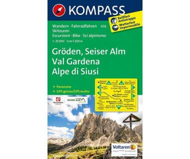 K 076 Val Gardena/Groden-Seiser Alm