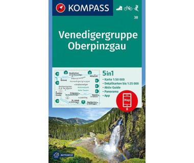 K 38 Venedigergruppe, Oberpinzgau