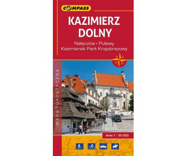 Kazimierz Dolny. Nałęczów, Puławy, Kazimierski Park Krajobrazowy