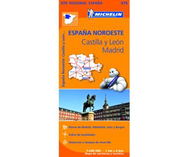 M 575 Espana Noroeste (Castilla y Leon)