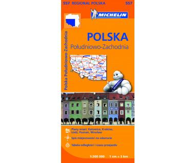 M 557 Polska Południowo-Zachodnia