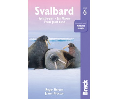 Svalbard (Spitspergen with Franz Josef Land & Jan Mayen)