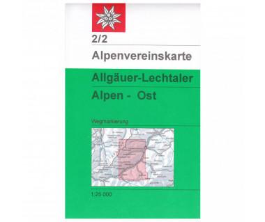 Allgauer & Lechtaler Alpen Ost (2/2)