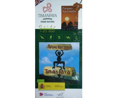 Parque Nacional de Timanfaya /map-guide (English)