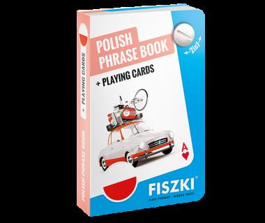Rozmówki polskie+karty do gry