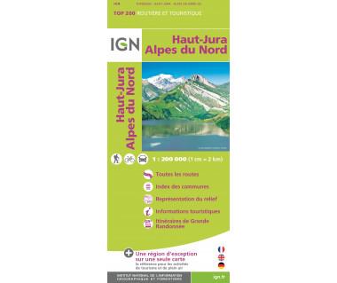 Haut-Jura, Alpes du Nord (2)