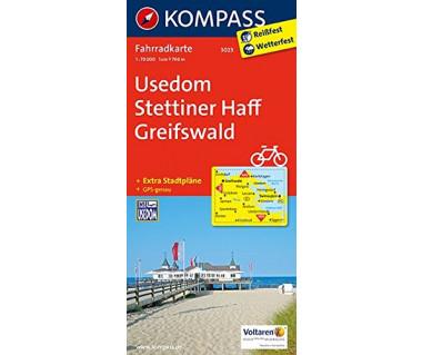 K 3023 Usedom, Stettiner Haff, Greifswald