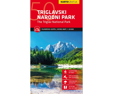 Triglavski Narodni Park/The Triglav National Park