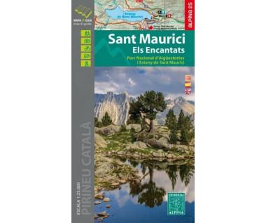 Sant Maurici. Parc Nacional d'Aiguestortes i Estany de Sant Maurici