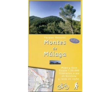 Natural Park Montes de Malaga