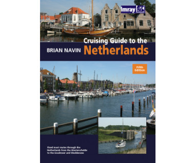 Cruising Guide to the Netherlands (5th Edition)