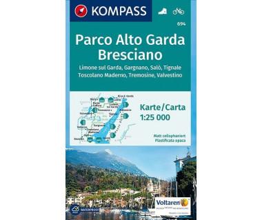 K 694 Parco Alto Garda Bresciano