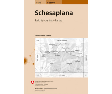 BAL 1156 Schesaplana