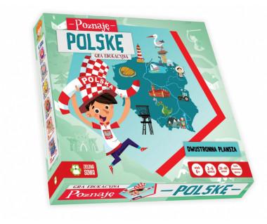 Gra Poznaję Polskę