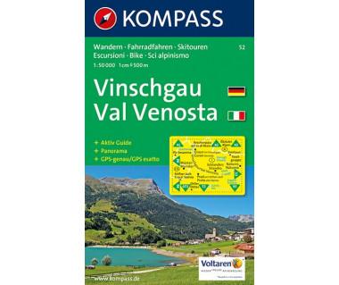 K 52 Vinschgau/Val Venosta