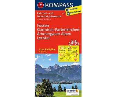 K 3127 Fussen, Garmisch-Partenkirchen
