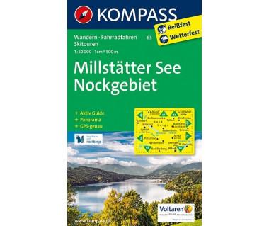 K 63 Millstatter See, Nockgebiet