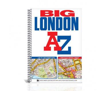 London Big spiral atlas