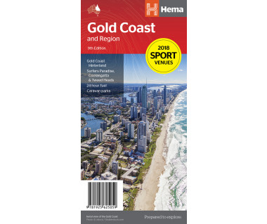 Gold Coast Handy Map