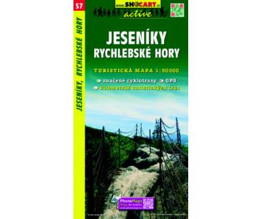 CT50 57 Jeseniky, Rychlebske Hory