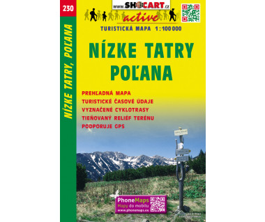 CT100 230 Nizkie Tatry, Polana