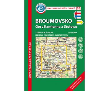 Broumovsko, Góry Kamienne a Stołowe (26)
