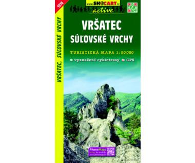 CT50 1076 Vrsatec, Sulovske vrchy