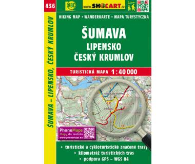CT40 436 Sumava, Lipensko, Cesky Krumlov