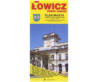Łowicz. Powiat Łowicki