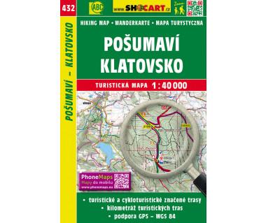 CT40 432 Pošumaví, Klatovsko