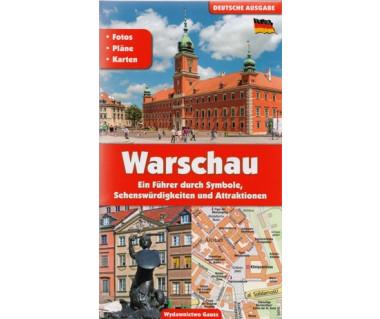 Warschau. Ein Fuhrer durch Symbole, Sehenswurdigkeiten und Attraktionen