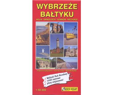 Wybrzeże Bałtyku: Wolin-Świnoujście-Dziwnów-Niechorze