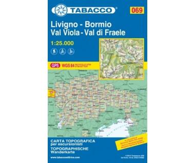 TAB069 Livigno - Bormio Val Viola - Val di Fraele