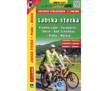 Labska stezka (Pramen Labe - Bad Schandau + Praha - Melnik)
