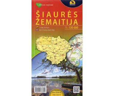 Żemaitija siaures (Litwa pn.-zach.)
