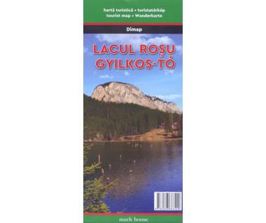 Zona Lacul Rosu si Cheile Bicazului